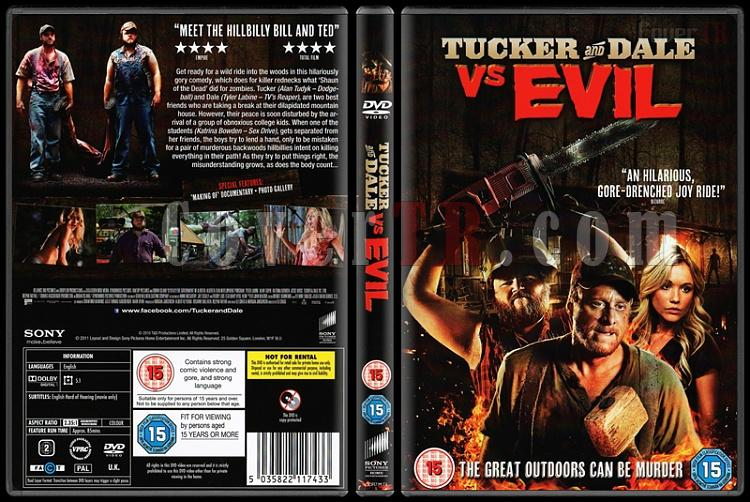 Tucker and Dale vs Evil (Tucker ve Dale İblise Karşı) - Scan Dvd Cover - English [2010]-tucker-dale-vs-evil-tucker-ve-dale-iblise-karsijpg