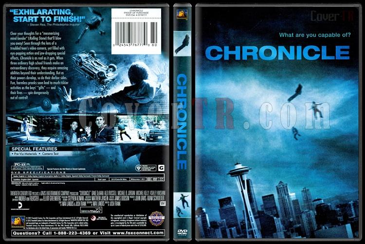 Chronicle (Doğaüstü) - Scan Dvd Cover - English [2012]-chronicle-dogaustu-scan-dvd-cover-english-2012-prejpg