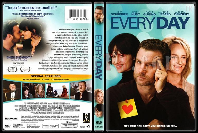 Every Day (Her Gün) - Scan Dvd Cover - English [2010]-every-day-her-gun-scan-dvd-cover-english-2010-prejpg