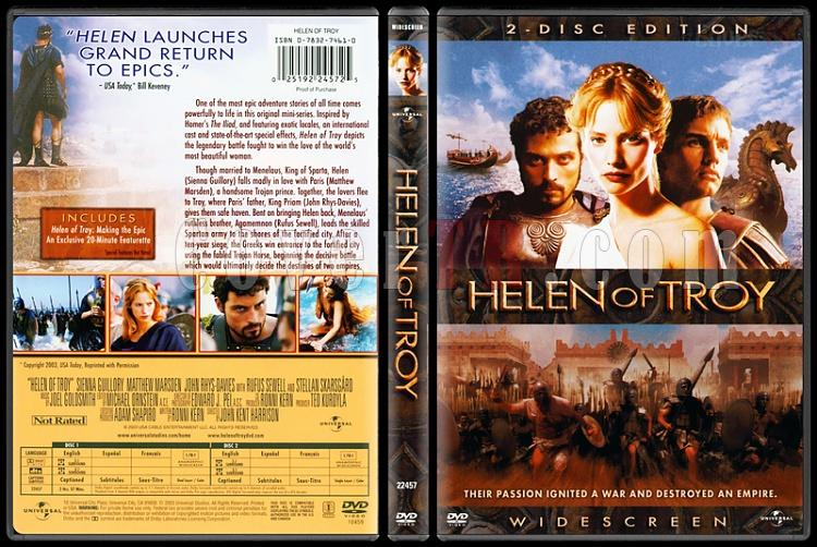 Helen of Troy (Truvalı Helen) - Scan Dvd Cover - English [2003]-helen-troy-truvali-helenjpg
