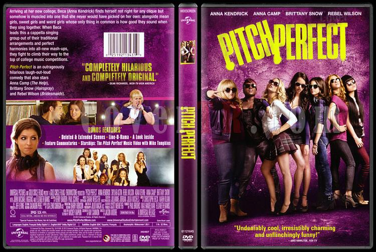 Pitch Perfect (Mükemmel Saha) - Scan Dvd Cover - English [2012]-pitch-perfect-picjpg