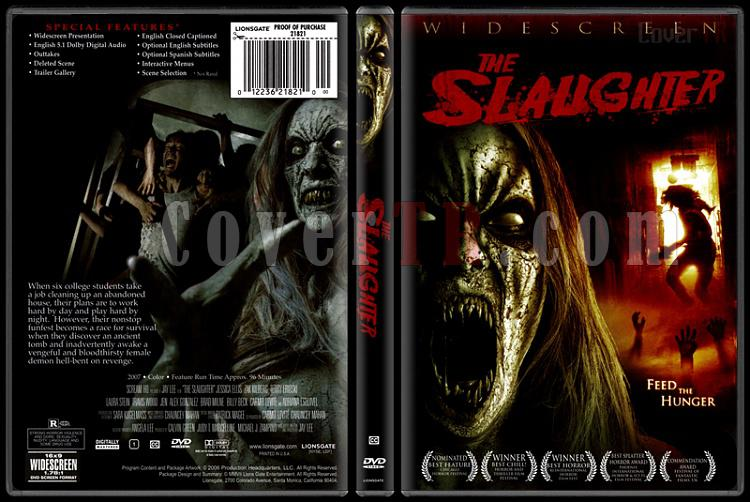 The Slaughter (Katliam) - Scan Dvd Cover - English [2006]-slaughter-katliam-scan-dvd-cover-english-2006-prejpg