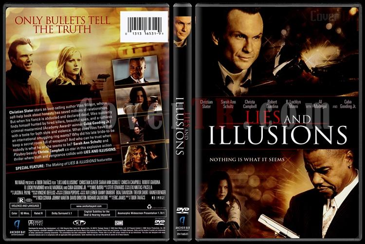 Lies and Illusions (Yalanlar ve Suçlar) - Scan Dvd Cover - English [2009]-lies-illusions-yalanlar-ve-suclarjpg