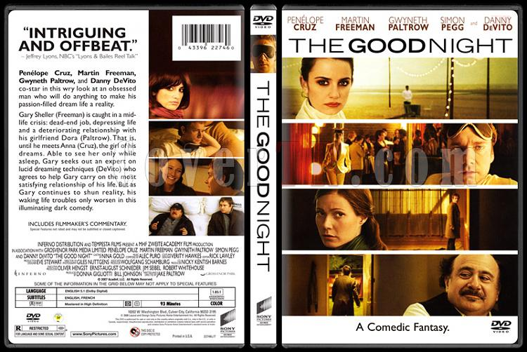 The Good Night (İyi Geceler) - Scan Dvd Cover - English [2007]-good-night-iyi-geceler-scan-dvd-cover-english-2007-prejpg