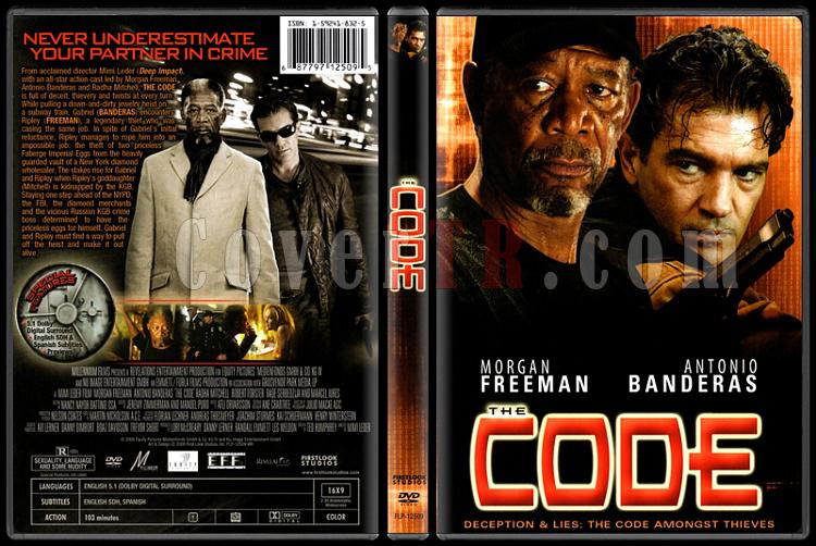 Thick as Thieves / The Code (Son Oyun) - Scan Dvd Cover - English [2009]-code-son-oyunjpg