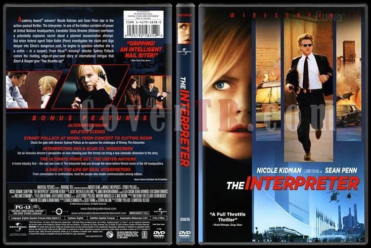 The Interpreter (Çevirmen) - Scan Dvd Cover - English [2005]-interpreter-cevirmenjpg