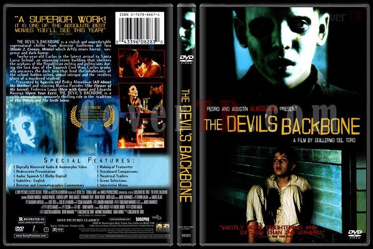 El Espinazo Del Diablo / The Devil's Backbone (Şeytan'ın Belkemiği) - Scan Dvd Cover - English [2001]-el-espinazo-del-diablo-aka-devils-backbone-seytanin-belkemigi-scan-dvd-cover-englishjpg