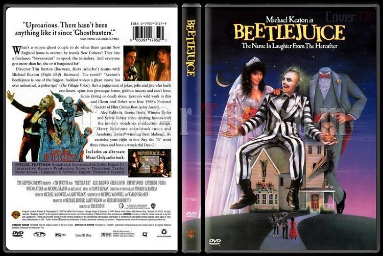 Click image for larger version  Name:Beetlejuice (Beter Böcek) - Scan Dvd Cover - English [1988].jpg Views:0 Size:100.0 KB ID:42810