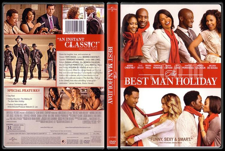 The Best Man Holiday - Scan Dvd Cover - English [2013]-best-manjpg