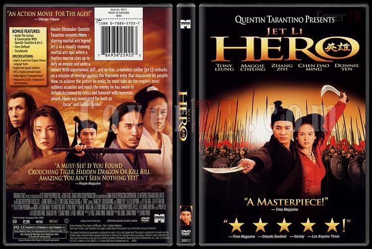Hero - Scan Dvd Cover - English [2002]-hero-scan-dvd-cover-english-2002jpg