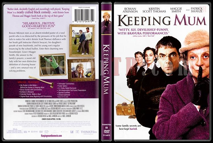 Keeping Mum - Scan Dvd Cover - English [2005]-keeping-mum-scan-dvd-cover-english-2005jpg