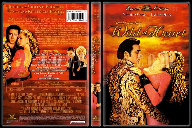 Wild at Heart (Vahşi Duygular) - Scan Dvd Cover - English [1990]-wild-heart-vahsi-duygular-scan-dvd-cover-english-1990jpg