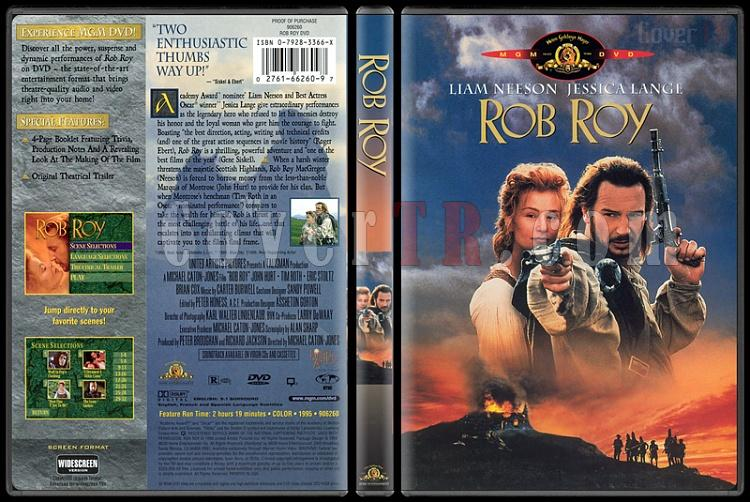 Rob Roy - Scan Dvd Cover - English [1995]-rob-roy-scan-dvd-cover-english-1995jpg