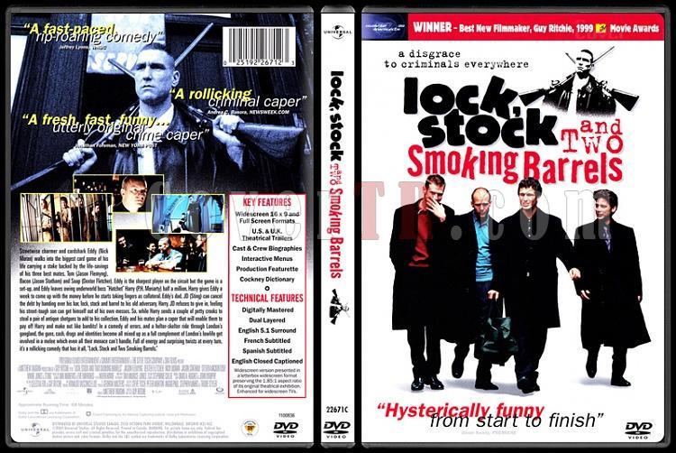 Click image for larger version  Name:Lock Stock And Two Smoking Barrels (Ateşten Kalbe, Akıldan Dumana) - Scan Dvd Cover - English [1.jpg Views:0 Size:100.6 KB ID:48025