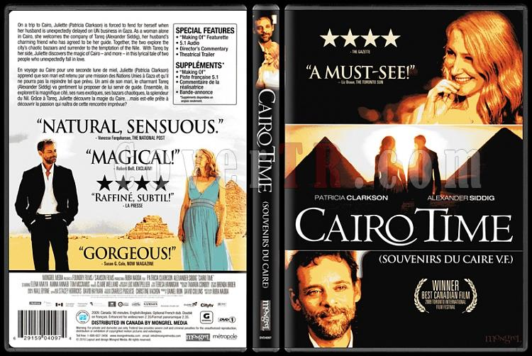 Cairo Time (Kahire Zamanı) - Scan Dvd Cover - English/French [2009]-onizlemejpg