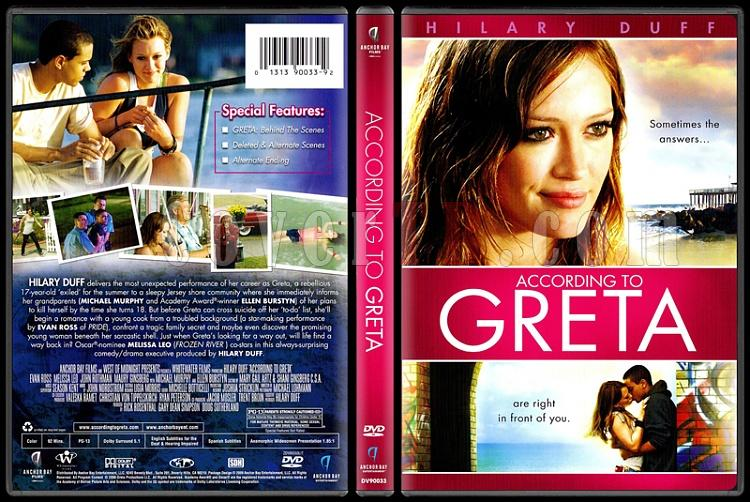 Greta - Scan Dvd Cover - English [2009]-onizlemejpg