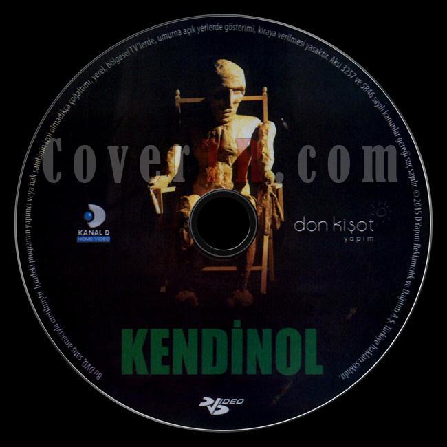 Kendin Ol - Scan Dvd Label - Türkçe [2015]-kendin-oljpg