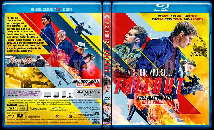 Mission: Impossible - Fallout - Custom Bluray Cover - English [2018]-02jpg