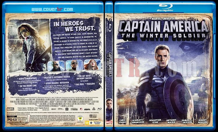 Captain America: The Winter Soldier - Custom Bluray Cover - English [2014]-1jpg