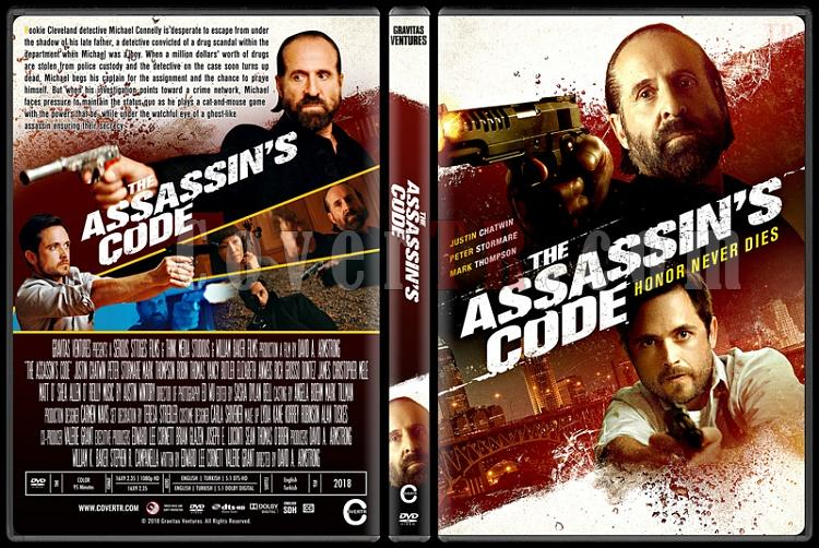 The Assassin's Code (Legacy) - Custom Dvd Cover - English [2018]-1jpg