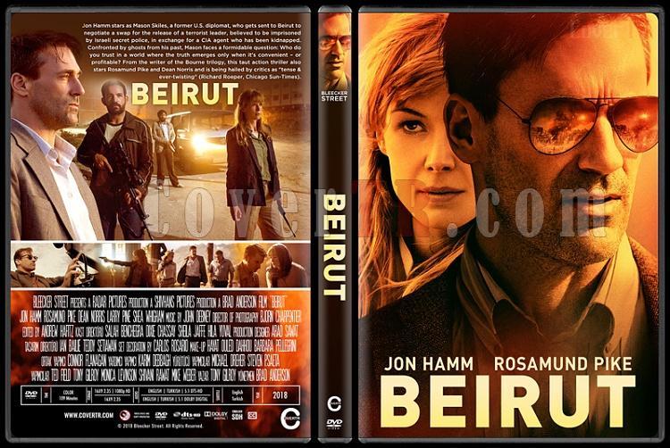Beirut - Custom Dvd Cover - English [2018]-1jpg