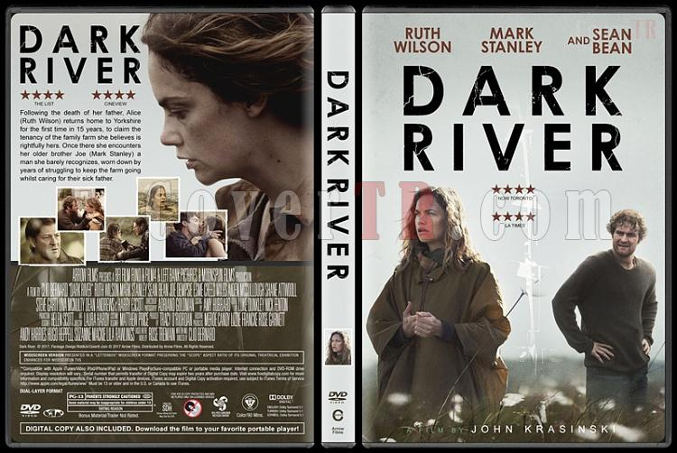 Dark River (Karanlık Nehir) - Custom Dvd Cover - English [2017]-1jpg