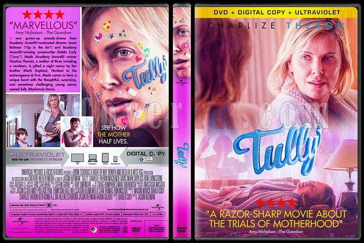Tully - Custom Dvd Cover - English [2018]-1212jpg