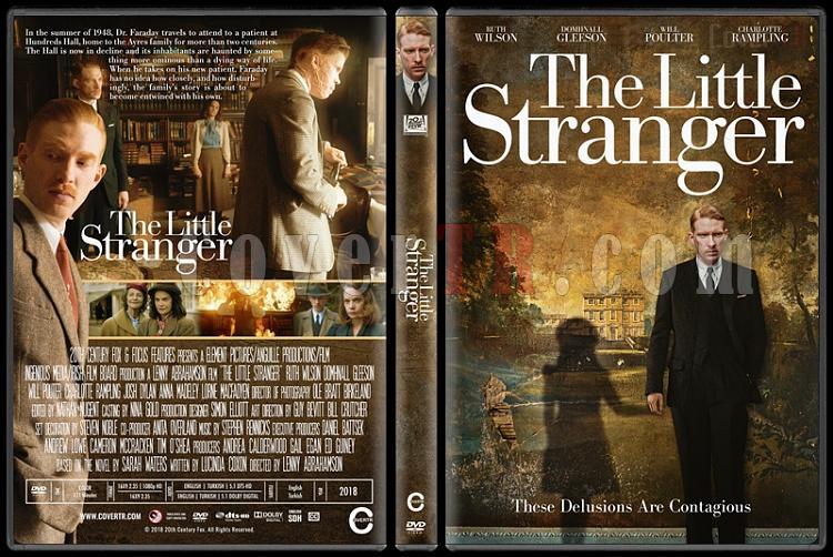 The Little Stranger - Custom Dvd Cover - English [2018]-01jpg
