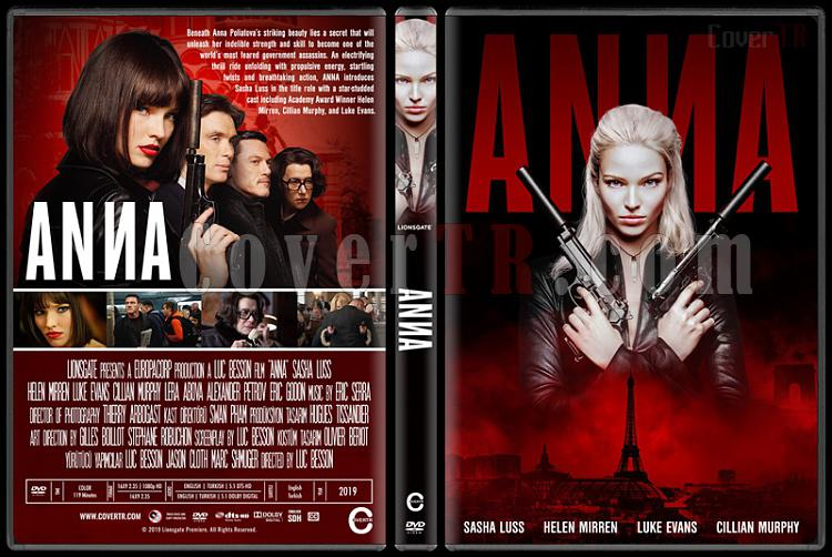 Anna - Custom Dvd Cover - English [2019]-1jpg