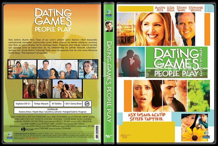 Dating Games People Play (Randevu Oyunları) - Scan Dvd Cover - Türkçe [2006]-dating-games-people-play-randevu-oyunlarijpg