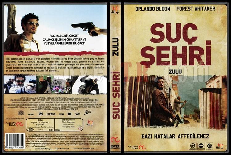 Zulu (Suç Şehri) - Scan Dvd Cover - Türkçe [2013]-zulu-suc-sehri-scan-dvd-cover-turkce-2013jpg