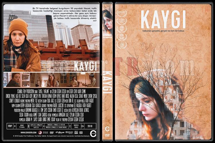 Kaygı - Custom Dvd Cover - Türkçe [2018]-0111jpg