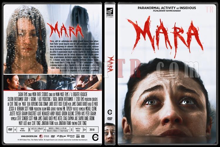 Mara - Custom Dvd Cover - Türkçe [2018]-03jpg