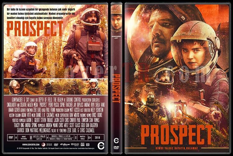 Prospect - Custom Dvd Cover - Türkçe [2018]-1jpg