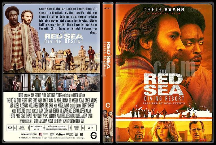 The Red Sea Diving Resort - Custom Dvd Cover - Türkçe [2019]-1jpg