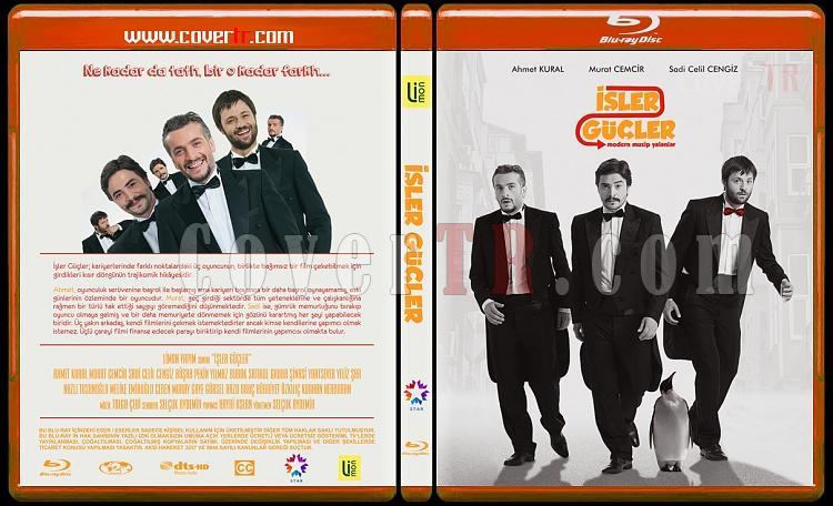 İşler Güçler - Custom Bluray Cover Box Set - Türkçe [2012-2013]-isler-guclerjpg