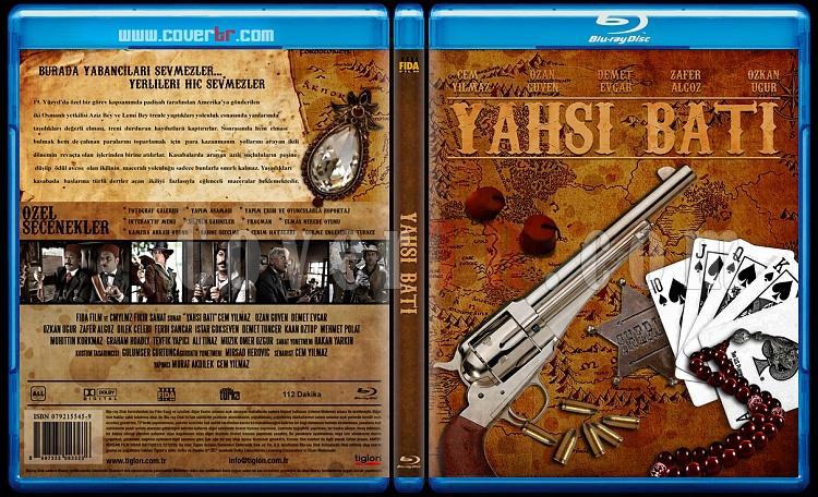 Yahşi Batı - Custom Bluray Cover - Türkçe [2010]-yahsi-bati-onjpg