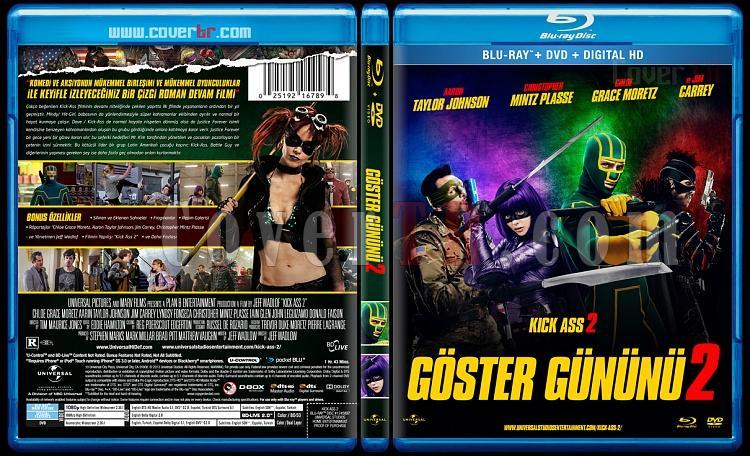 Kick Ass 2 (Göster Gününü 2) - Custom Bluray Cover - Türkçe [2013]-blu-ray-1-disc-flat-3173x1762-11mmjpg