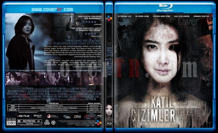 Killer Toon (Katil Çizimler) - Custom Bluray Cover - Türkçe [2013]-blu-ray-1-disc-flat-3173x1762-11mmjpg