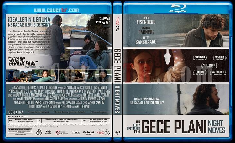 Night Moves (Gece Planı) - Custom Bluray Cover - Türkçe [2014]-gecejpg