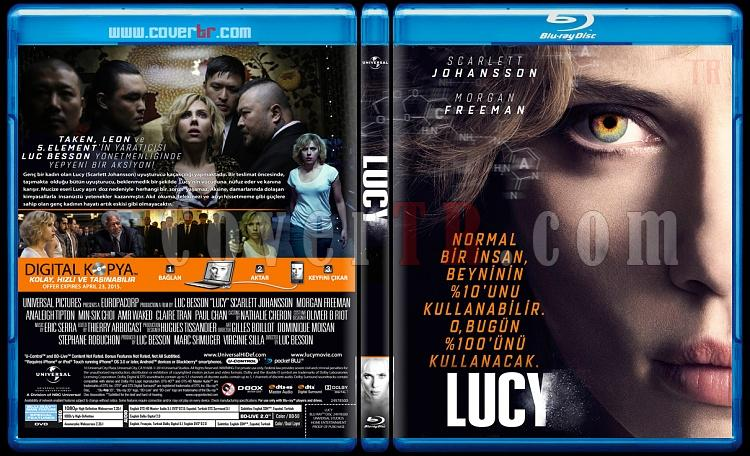 Lucy - Custom Bluray Cover - Türkçe [2014]-lucyjpg