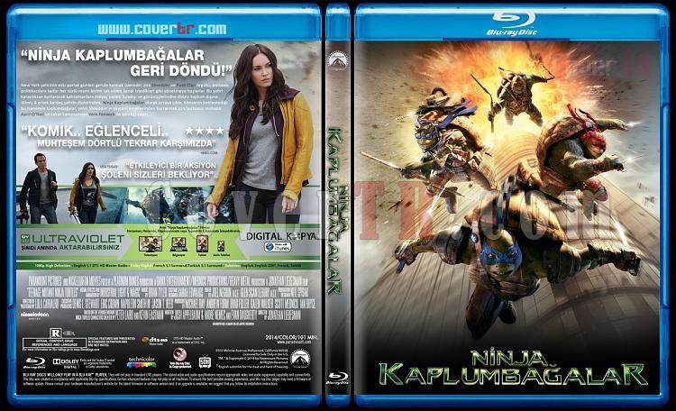 Teenage Mutant Ninja Turtles (Ninja Kaplumbağalar) - Custom Bluray Cover - Türkçe [2014]-blu-ray-1-disc-flat-3173x1762-11mmjpg