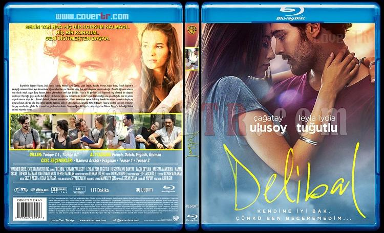 Delibal - Custom Bluray Cover - Türkçe [2015]-delibal-bluray-cover-jokerjpg