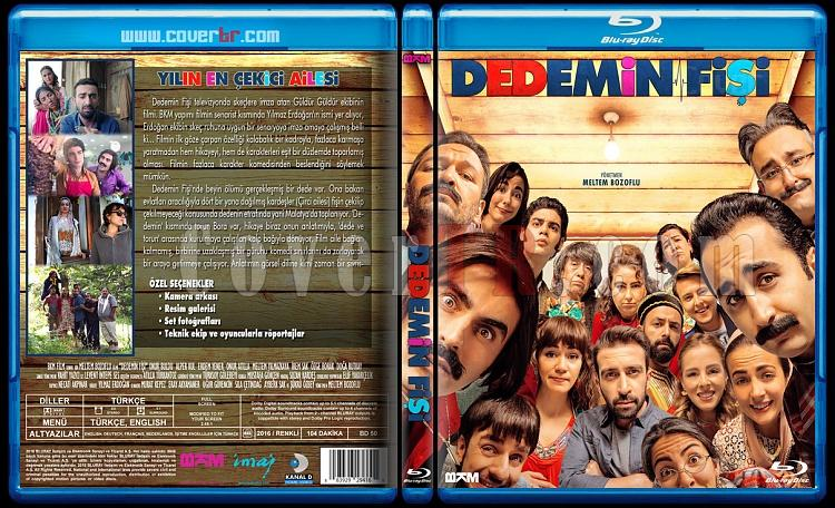 Dedemin Fişi - Custom Bluray Cover - Türkçe [2016]-dedemin-fisi-bluray-cover-jokerjpg