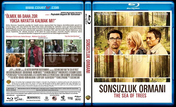 The Sea of Trees (Sonsuzluk Ormanı) - Custom Bluray Cover - Türkçe [2016]-sonsuzlukjpg