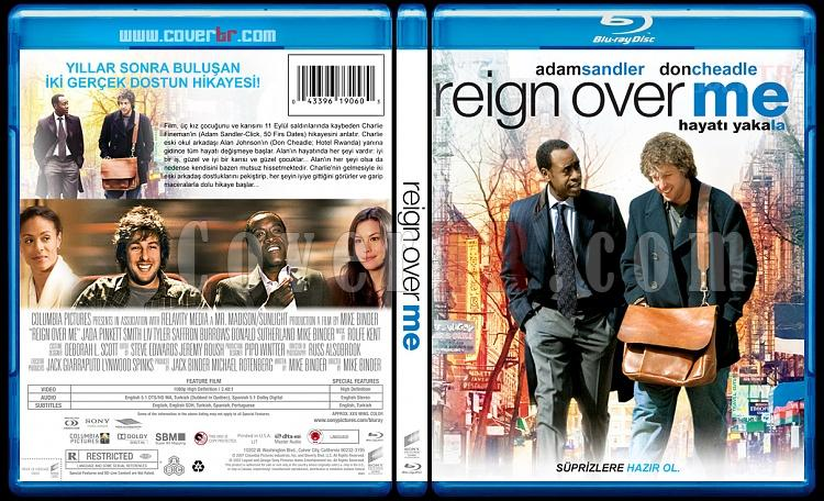 Reign Over Me (Hayatı Yakala) - Custom Bluray Cover - Türkçe [2007]-1jpg