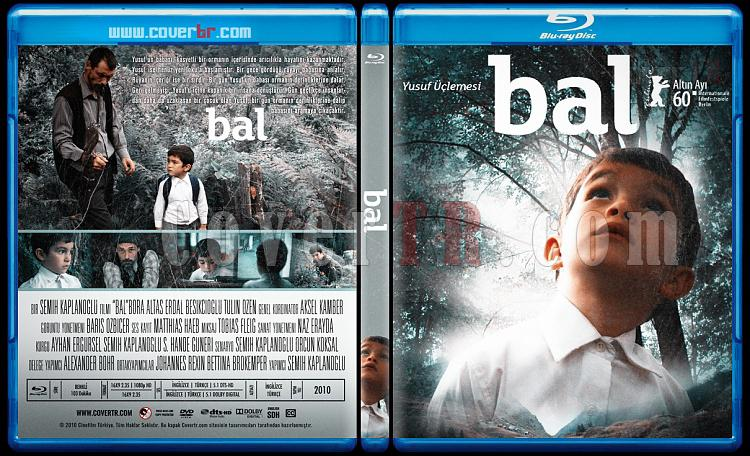 Bal - Custom Bluray Cover - Türkçe [2010]-previewjpg