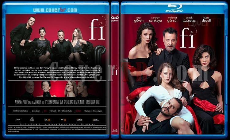 Fi (Sezon 1) - Custom Bluray Cover - Türkçe [2017]-1jpg