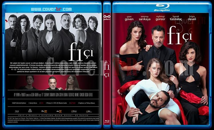 Fi Çi (Sezon 2) - Custom Bluray Cover - Türkçe [2017]-2jpg