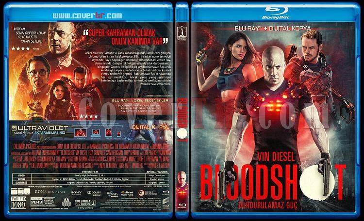 Bloodshot (Bloodshot:Durdurulamaz Güç) - Custom Bluray Cover - Türkçe [2020]-bloodshotjpg